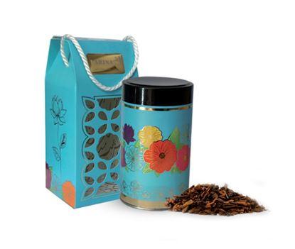 تصویر دمنوش چای ترش، چای سبز، دارچین، پونه